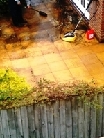 Jet Wash Patio Cleaning